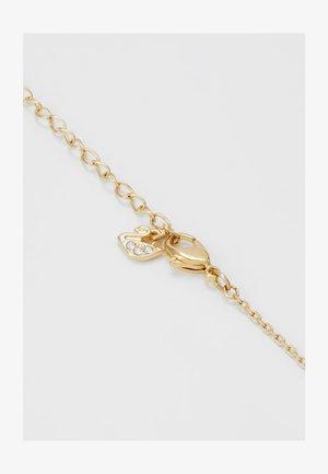 STUNNING PENDANT OLIVE - Collar - gold-coloured