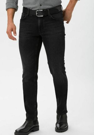 STYLE CHUCK - Slim fit jeans - black used