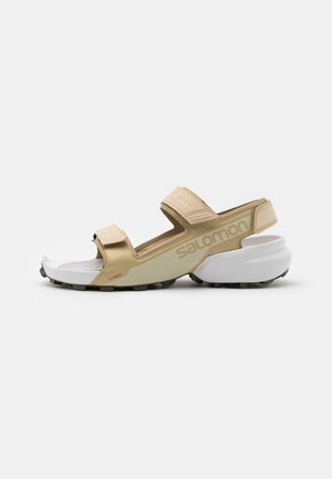 SPEEDCROSS  - Walking sandals - safari/white/bungee cord