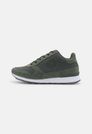 YALEALF  - Sneakers laag - dark khaki