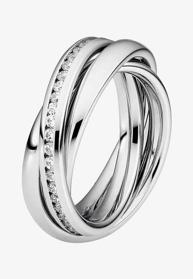DAMENRING TRINI - Bague - silver-coloured