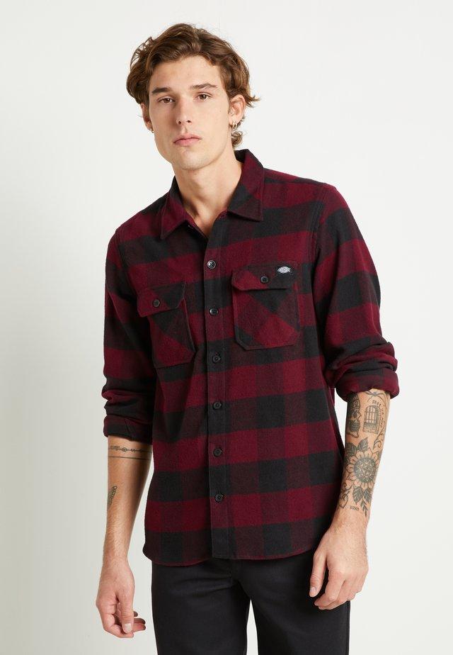 SACRAMENTO - Shirt - maroon