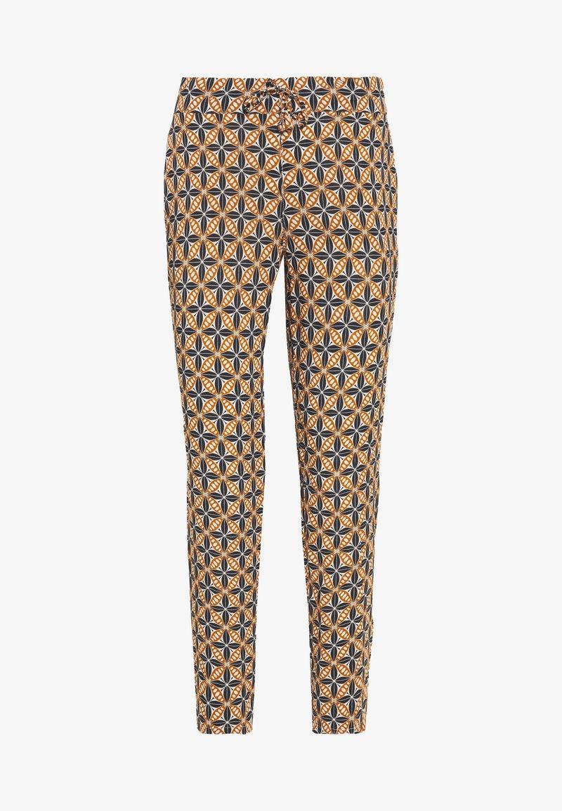 Cartoon - Trousers - beige/black