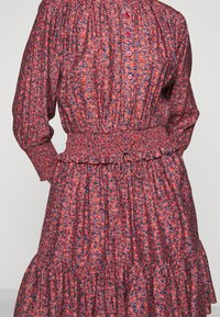 Rebecca Minkoff - DRESS - Skjortekjole - red/blue - 8