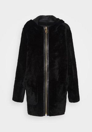 JAKY - Płaszcz wełniany /Płaszcz klasyczny - noir