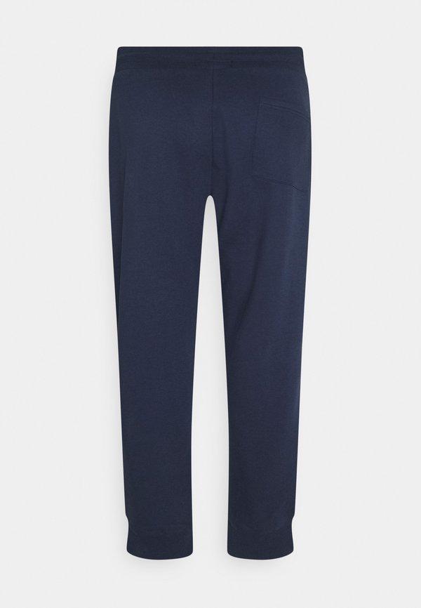 Tommy Jeans Plus Spodnie treningowe - twilight navy/granatowy Odzież Męska JLLI