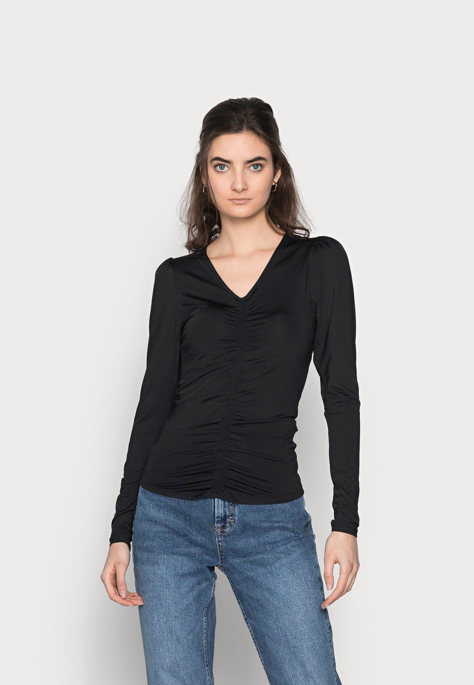 Women VMNEXT 3/4  V NECK - Long sleeved top