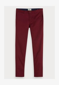 Scotch & Soda - MOTT CLASSIC SLIM FIT - Chino - bordeaux - 5