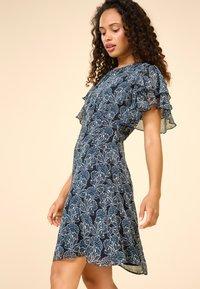 ORSAY - Cocktail dress / Party dress - dark blue - 2