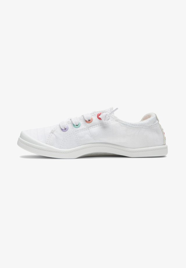 Sneakers laag - white/multi monogram