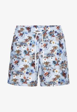 BRAD - Swimming shorts - bleu