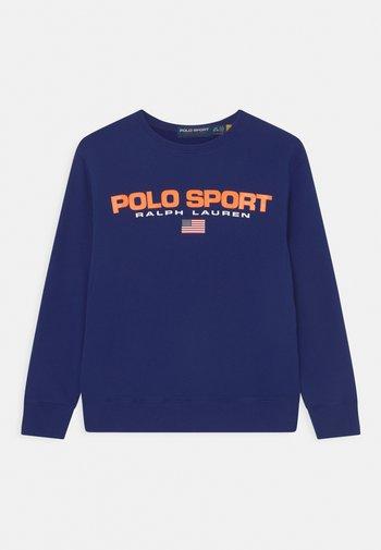 Sweatshirt - fall royal