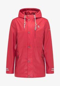 Schmuddelwedda - Waterproof jacket - rot - 4