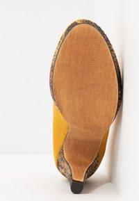 Marco Tozzi - High heels - saffron - 6