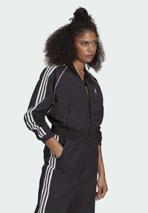 TRACKTOP - Trainingsjacke - black