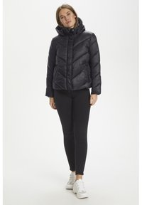 Saint Tropez - CATJASZ - Winter jacket - black - 1