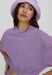 PULL&BEAR - Sweatshirt - mottled pink - 3