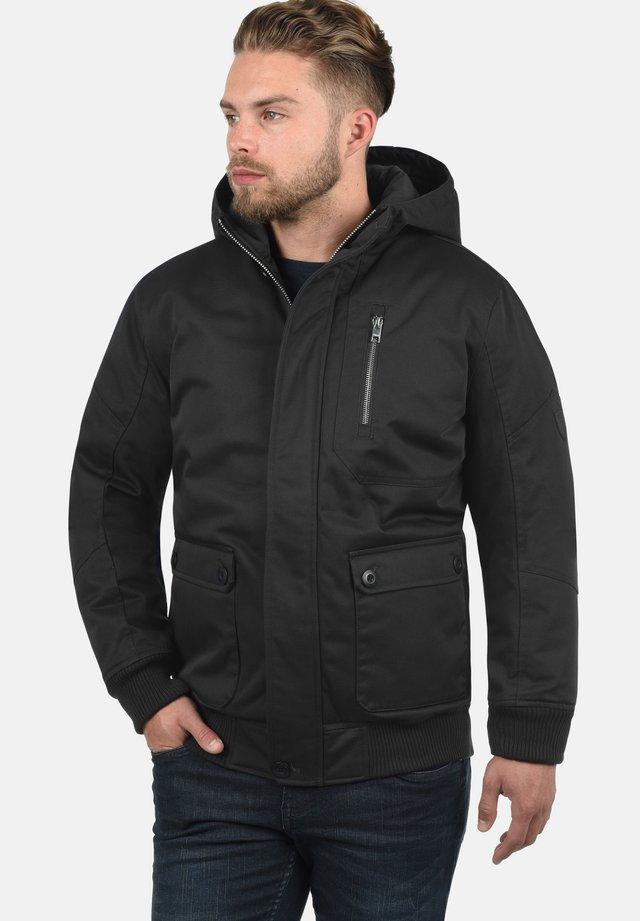 WALLACE - Light jacket - black