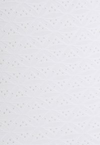 Anna Field MAMA - Stickerei Basic T-shirt - T-shirt basic - white - 2