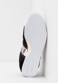 Bikkembergs - ENRICUS - Sneakersy niskie - black - 4