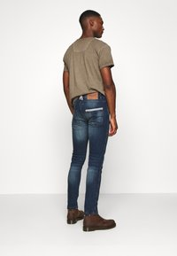 INDICODE JEANS - HIND - Slim fit jeans - denim blue - 2