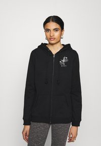 Roxy - DAY BREAKS ZIPPED - Zip-up hoodie - anthracite - 0