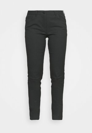 PEDALZ PANTS - Outdoor trousers - pirate black