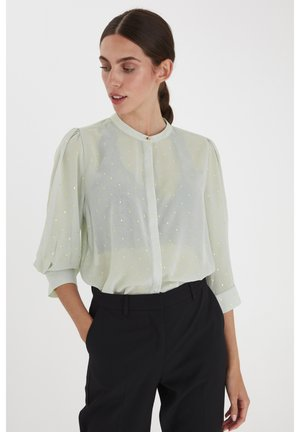 IXLIA MS - Blouse - fog green
