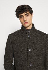 Marc O'Polo - Winter coat - chocolate brown - 4