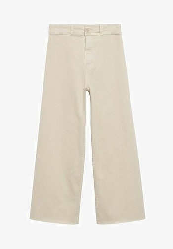 Jeans Bootcut - écru