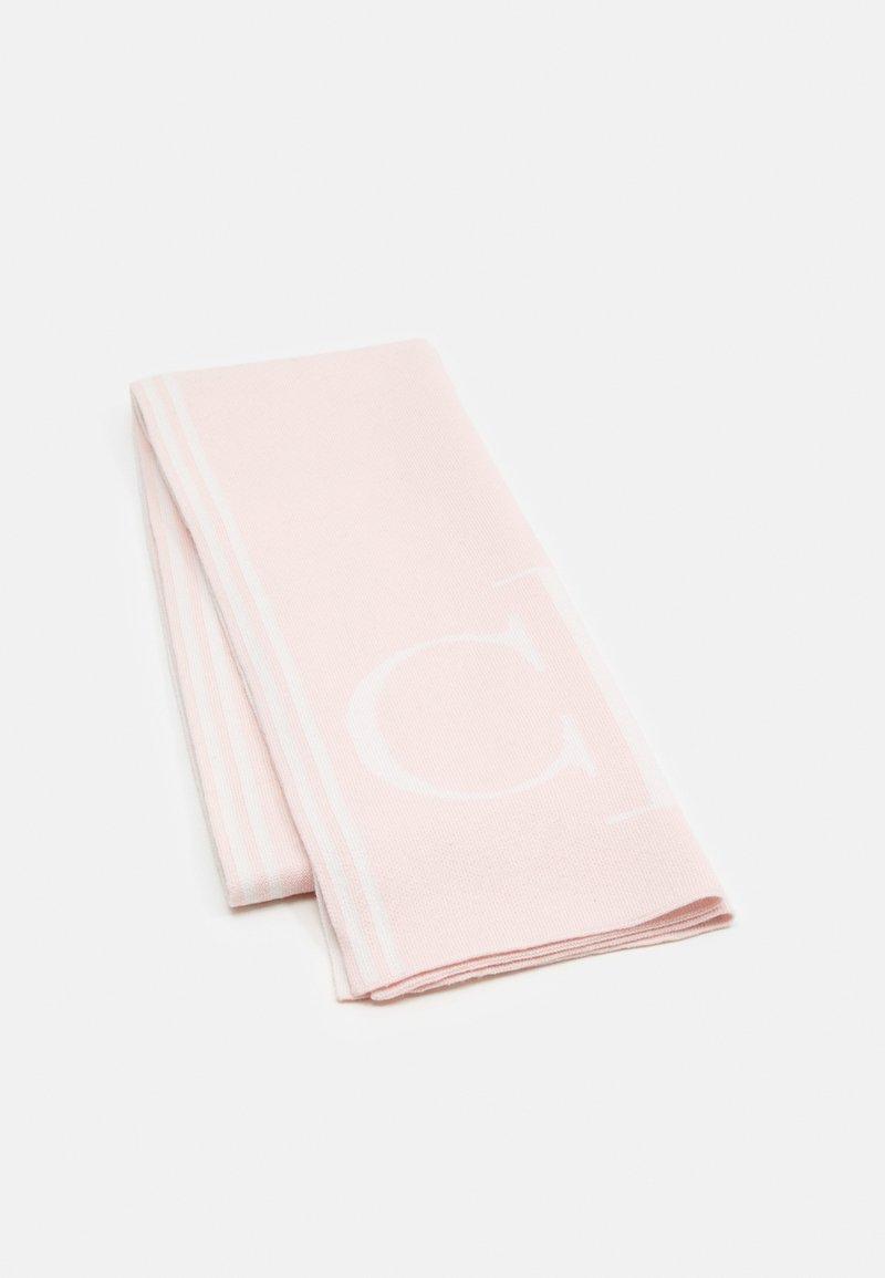 Calvin Klein Jeans - SCARF MONOGRAM - Scarf - pink