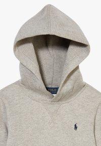 Polo Ralph Lauren - HOOD  - Sweat à capuche - dark heather - 2