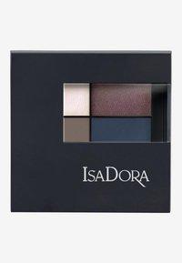 IsaDora - EYESHADOW QUARTET - Eyeshadow palette - marine style - 2