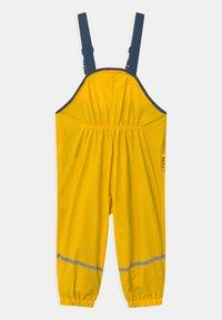 Playshoes - UNISEX - Pantalones impermeables - gelb - 1
