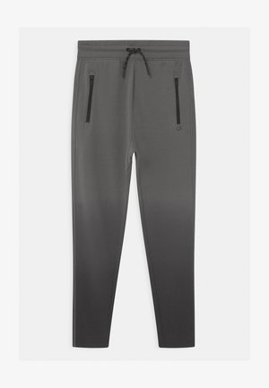 BOY FIT TECH - Tracksuit bottoms - shark fin