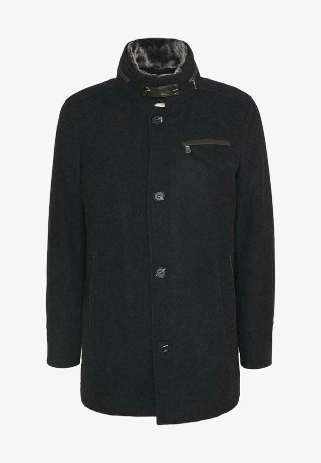 ADAM - Short coat - anthrazit
