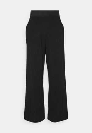 UFLB-PANMESH - Pyjama bottoms - black
