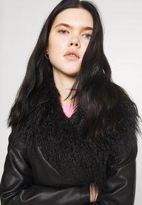 Topshop - SIENNA - Classic coat - black - 4