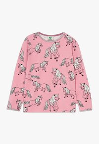 Småfolk - UNICORN - Longsleeve - sea pink - 0