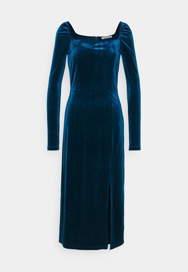 LADIES DRESS - Denní šaty - dark blue