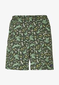 Patagonia - BAGGIES LONGS - Sports shorts - kale green - 4