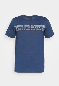 Peak Performance - EXPLORE TEE - Print T-shirt - stone veil - 3