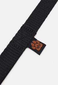 Alpha Industries - BASIC DOG LEASH UNISEX - Other accessories - black - 2