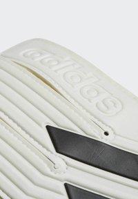 adidas Performance - TIRO CLUB GOALKEEPER GLOVES - Keepershandschoenen  - white - 2