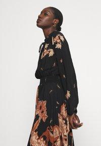 Desigual - IVY - Shirt dress - black - 4