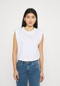 Stylein - JOUE - Jednoduché triko - white - 0
