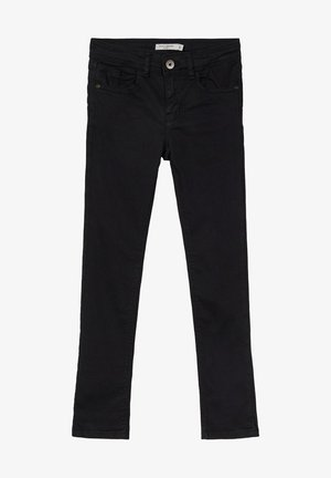 NKMTHEO  - Džíny Slim Fit - black