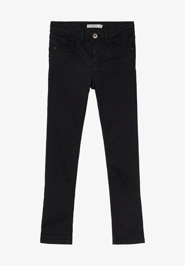 NKMTHEO  - Jeans slim fit - black