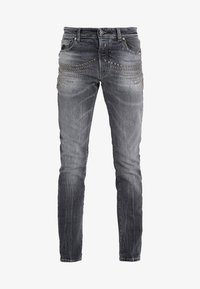 John Richmond - CLAUDIUS - Slim fit jeans - grey denim - 4