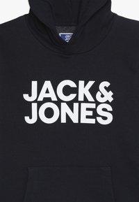 Jack & Jones Junior - JJECORP - Mikina skapucí - navy blazer - 4